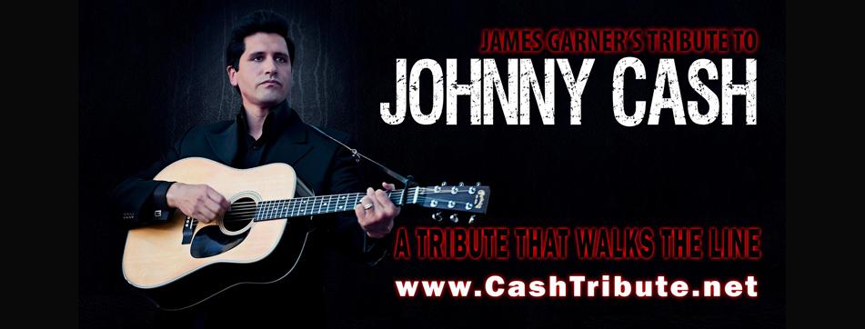 James Garner's Tribute to Johnny Cash Banner