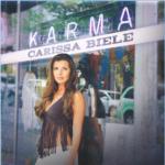 Carissa Biele - Karma Cover Shot
