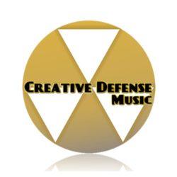 Creative Defense Music Logo