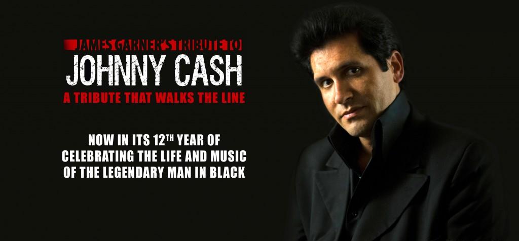 James Garner's Cash Tribute Banner